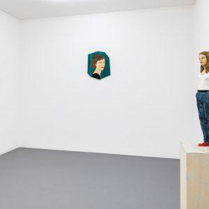 Stephan Balkenhol @Mai 36 Galerie, Zürich  - GalleriesNow.net