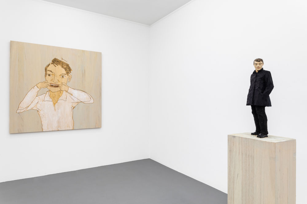 Mai 36 Galerie Stephan Balkenhol 3