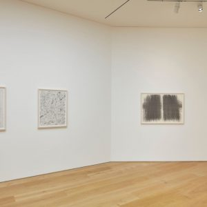 William Anastasi: Blind Drawings: 1963-2018 @Marlborough, London  - GalleriesNow.net