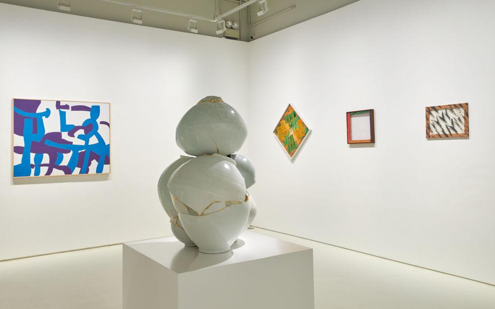 Massimo de Carlo Hong Kong Fragments of form 2