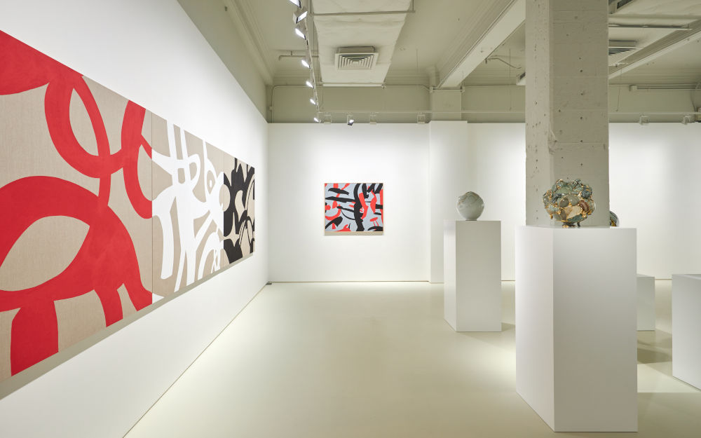 Massimo de Carlo Hong Kong Fragments of form 3
