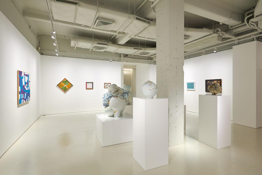 Massimo de Carlo Hong Kong Fragments of form 4