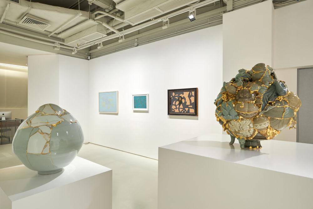 Massimo de Carlo Hong Kong Fragments of form 7