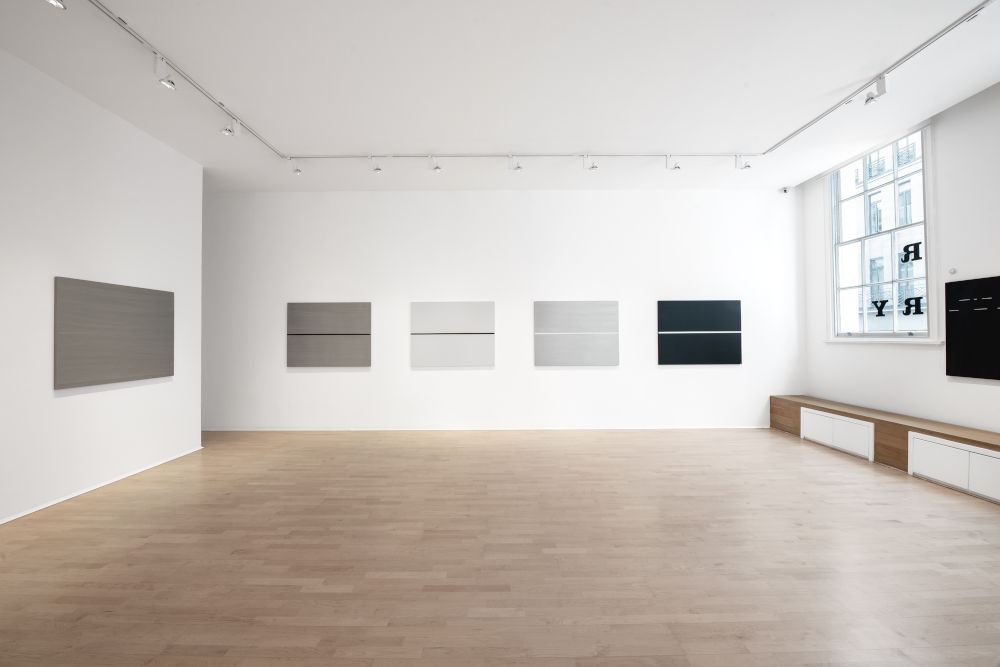 Josip Vaništa: The Horizontal Line @The Mayor Gallery, London  - GalleriesNow.net
