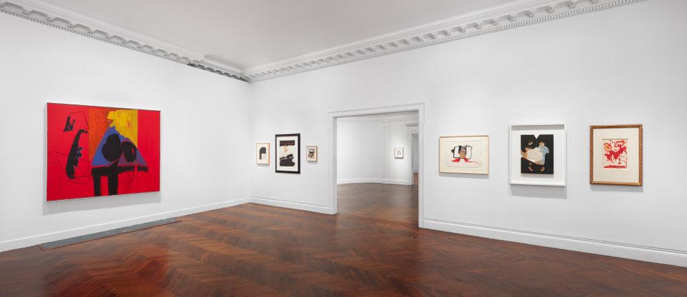 Mnuchin Frankenthaler and Motherwell 10