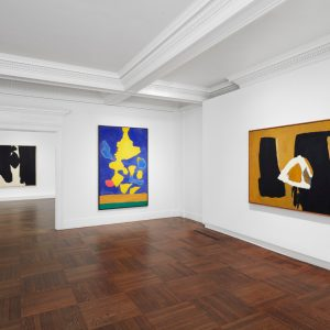 The Art of Marriage: Frankenthaler and Motherwell @Mnuchin Gallery, New York  - GalleriesNow.net