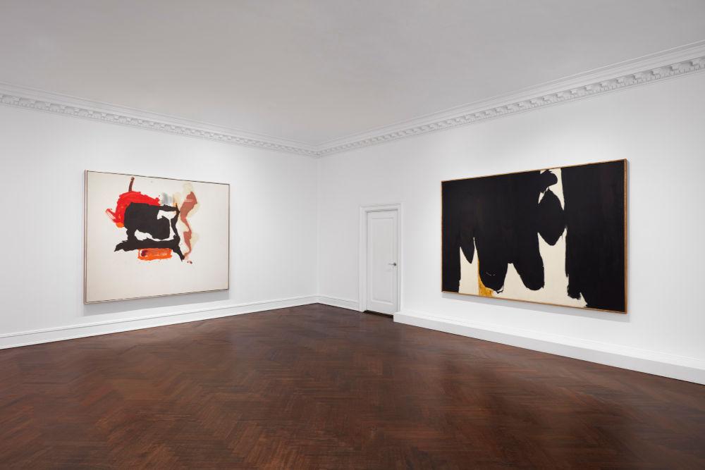 Mnuchin Frankenthaler and Motherwell 2