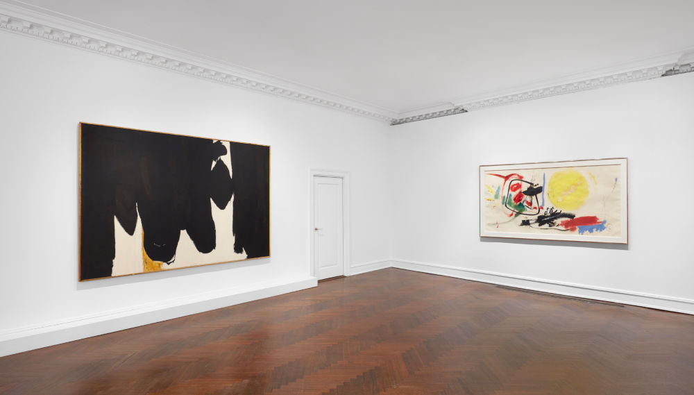 Mnuchin Frankenthaler and Motherwell 3