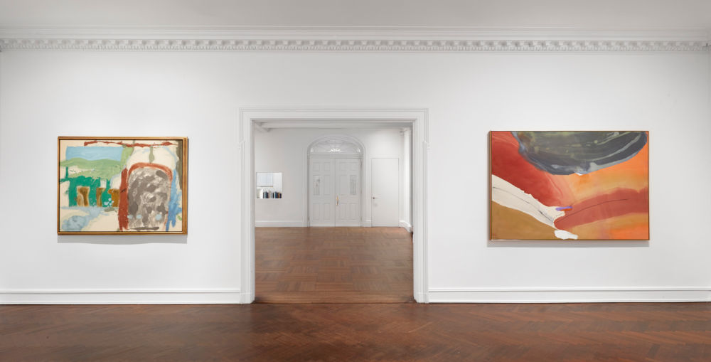 Mnuchin Frankenthaler and Motherwell 4