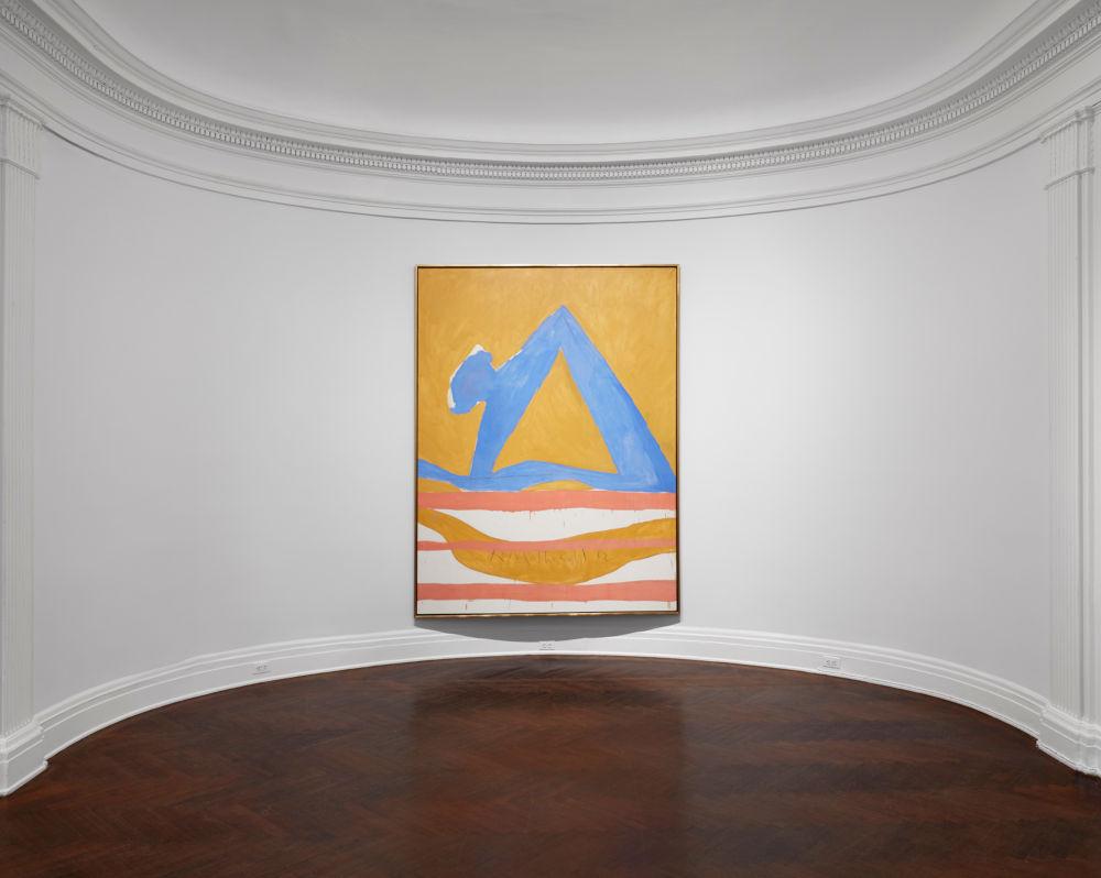 Mnuchin Frankenthaler and Motherwell 5