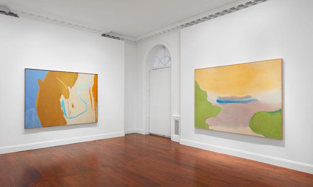 Mnuchin Frankenthaler and Motherwell 6