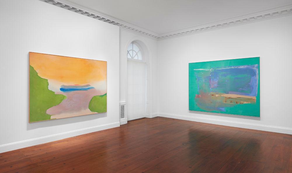 Mnuchin Frankenthaler and Motherwell 7