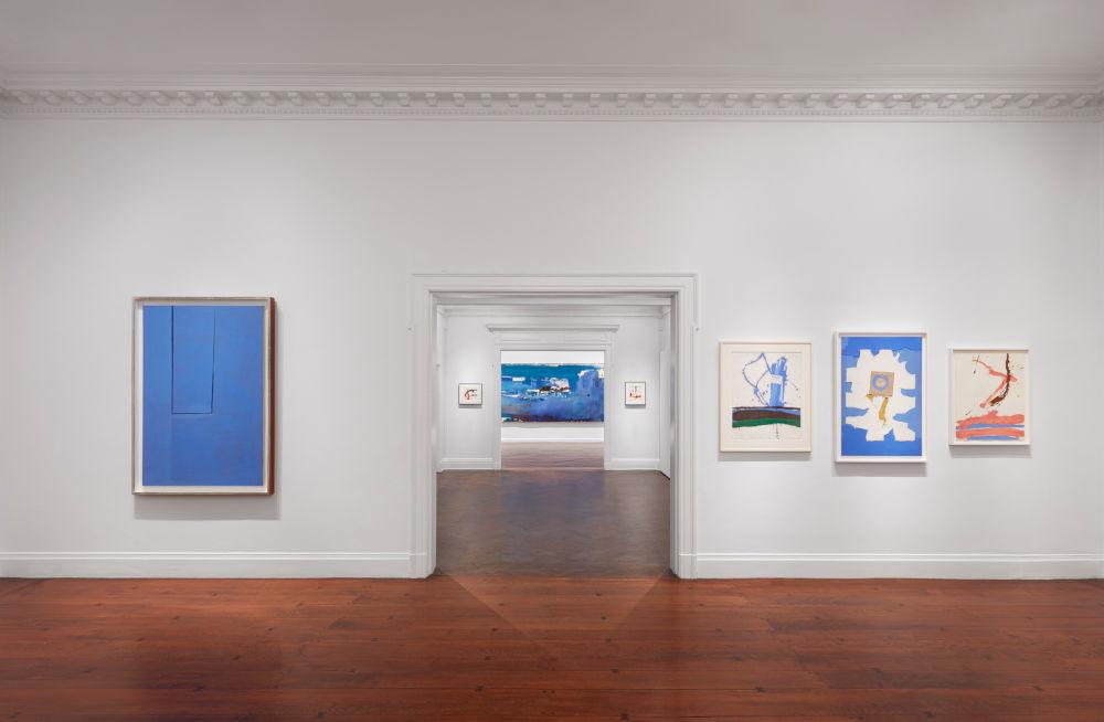 Mnuchin Frankenthaler and Motherwell 8