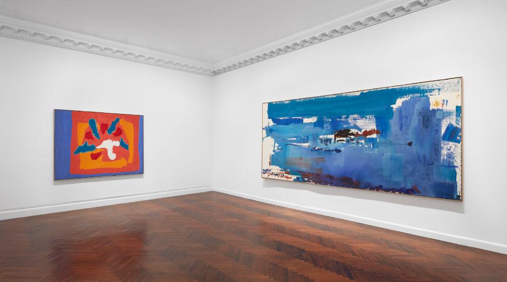 Mnuchin Frankenthaler and Motherwell 9