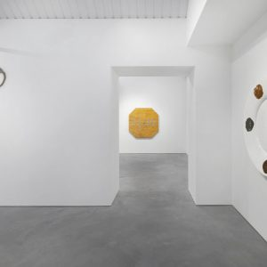 Torey Thornton: Subdominium Edges Y Assumed Legalities @Modern Art Helmet Row, London  - GalleriesNow.net