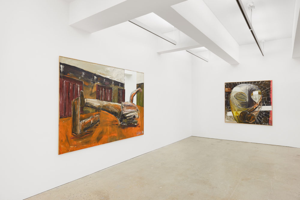 Nahmad Contemporary Albert Oehlen 3