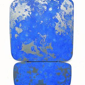 Nick Moss: Steel Shapes @Leila Heller Gallery, New York  - GalleriesNow.net