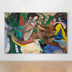 Jacqueline de Jong: Resilience(s) @Pippy Houldsworth Gallery, London  - GalleriesNow.net