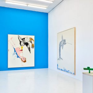 Andi Fischer: ER DACHTE ALLES 3 @Sies + Höke, Düsseldorf  - GalleriesNow.net