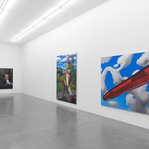 Merlin Carpenter @Simon Lee Gallery, London  - GalleriesNow.net