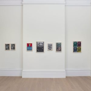 Richard Forster: Notes on Architecture @Timothy Taylor, London  - GalleriesNow.net