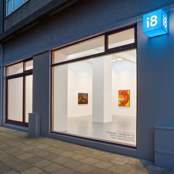 Charles Atlas: Kiss the Day Goodbye @i8 Gallery, Reykjavík  - GalleriesNow.net