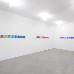 Dadamaino. Give Time to Space @A arte Invernizzi, Milan  - GalleriesNow.net