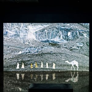 Wael Shawky: Al Araba Al Madfuna @Barakat Contemporary, Seoul  - GalleriesNow.net