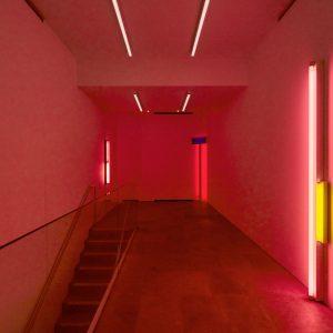 Dan Flavin: For Prudence @Bastian, London  - GalleriesNow.net