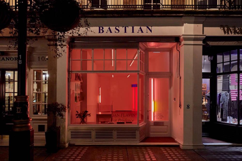 Bastian Dan Flavin 4