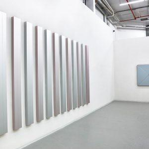 Tadaaki Kuwayama: Construction / Material @David Richard Gallery, New York  - GalleriesNow.net