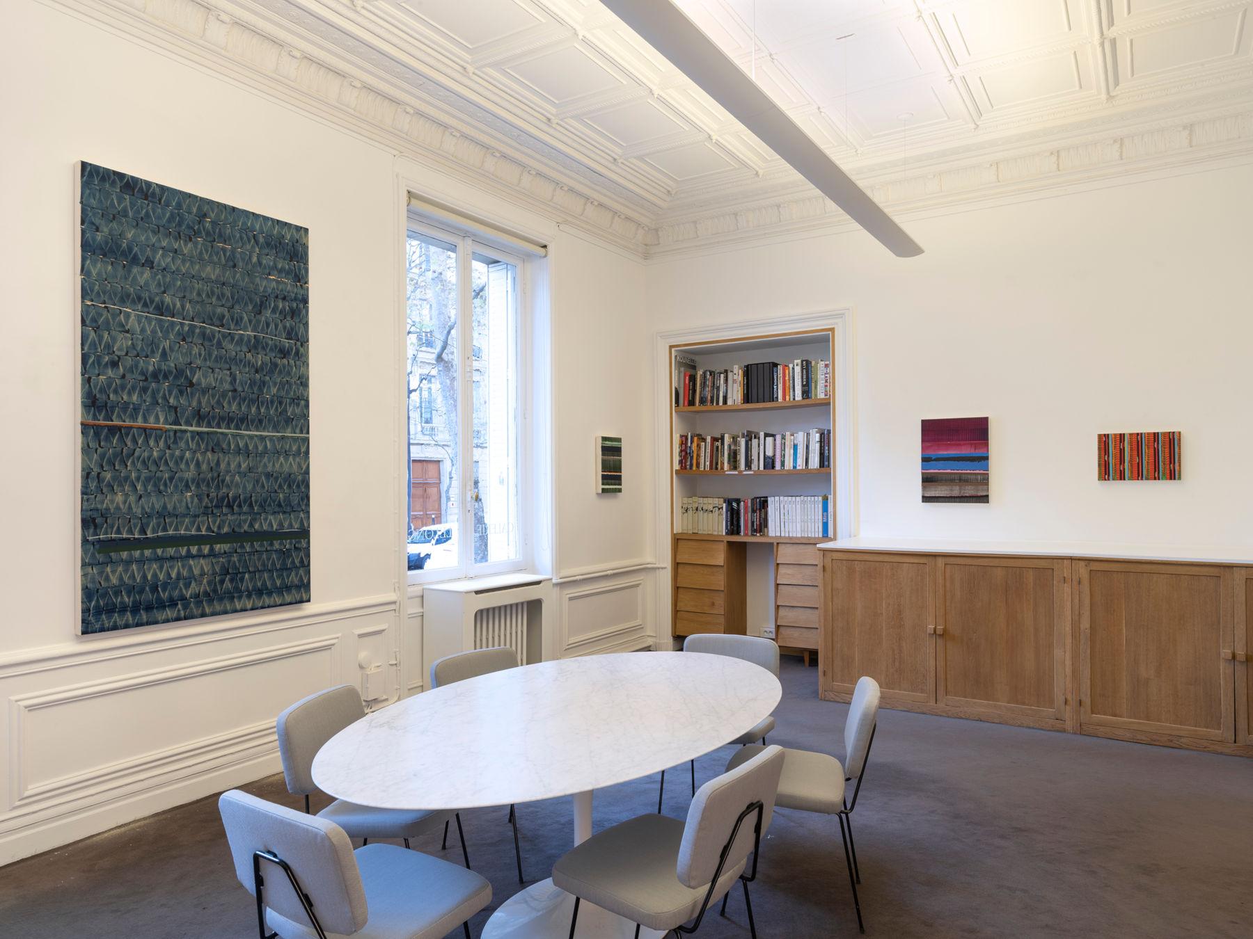 Galerie Lelong Juan Usle 1