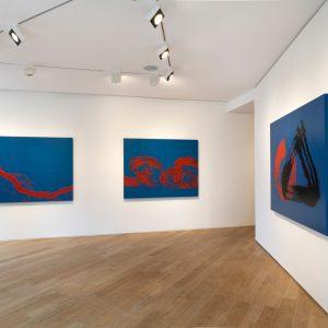 Fabienne Verdier: Autour d'un timbre @Galerie Lelong & Co. Matignon, Paris  - GalleriesNow.net