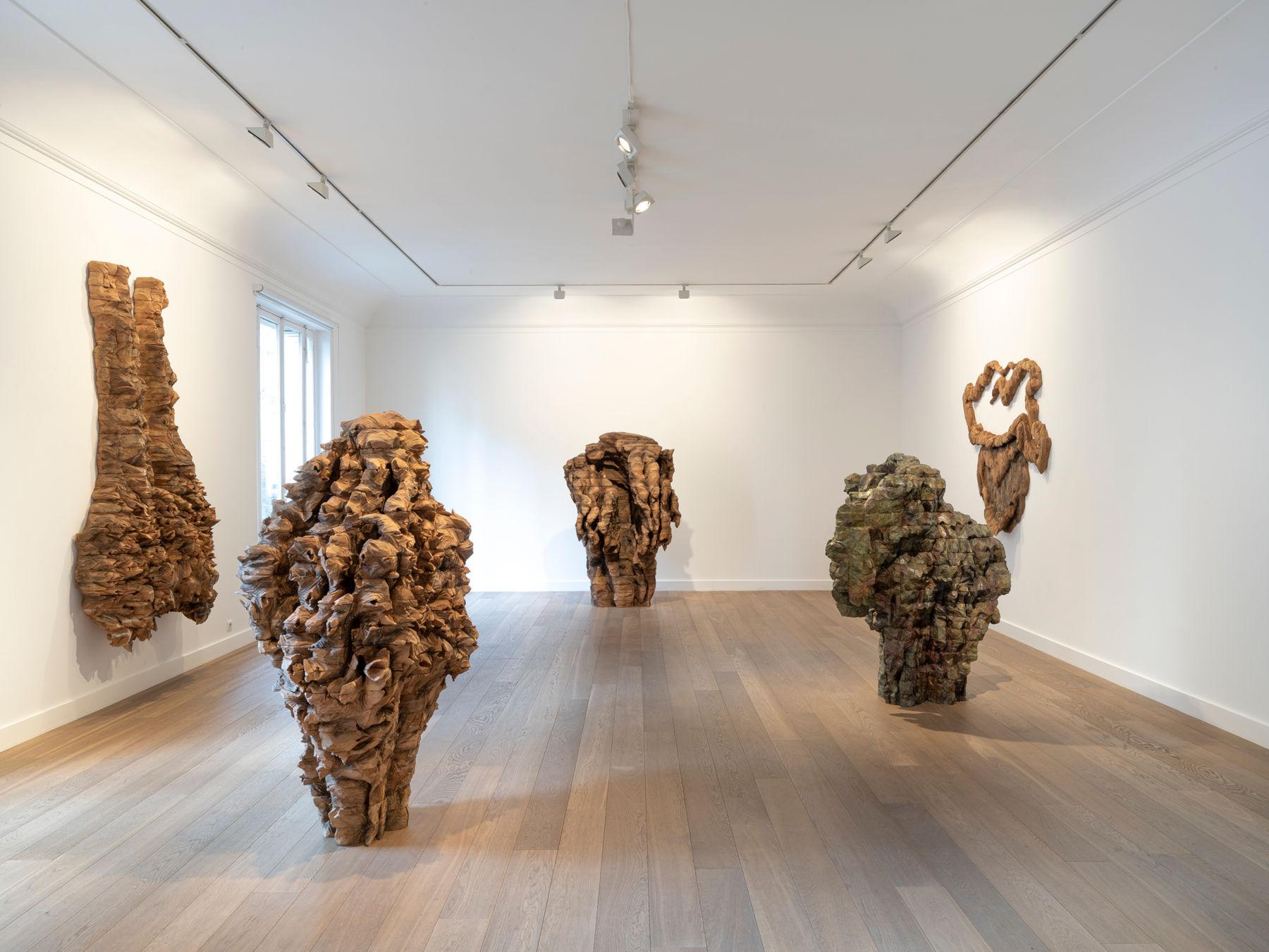 Galerie Lelong Ursula von Rydingsvard 1