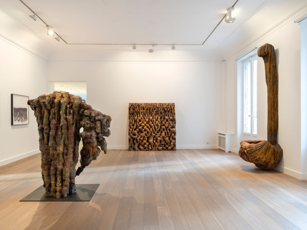 Galerie Lelong Ursula von Rydingsvard 2
