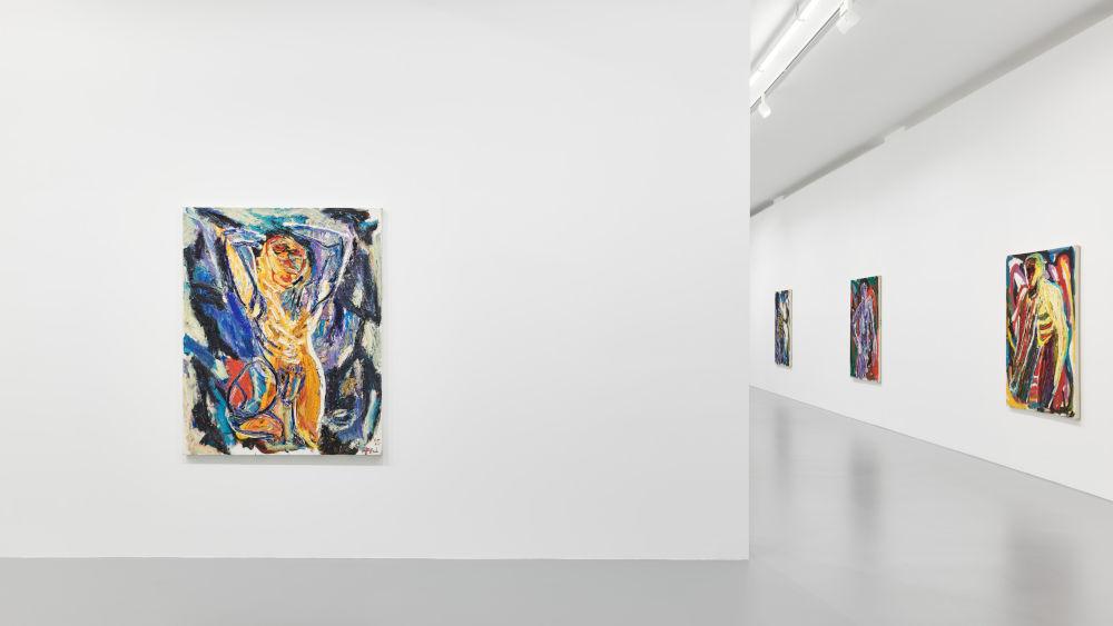 Galerie Max Hetzler Berlin Karel Appel 4