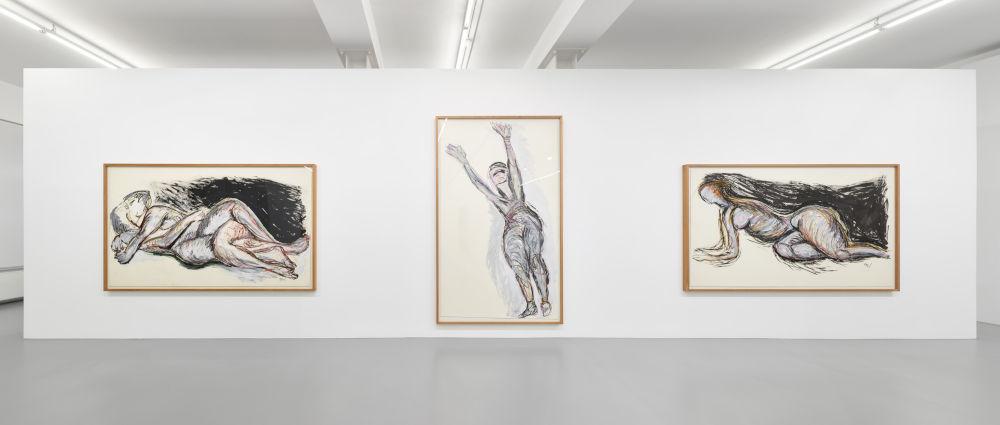 Galerie Max Hetzler Berlin Karel Appel 5