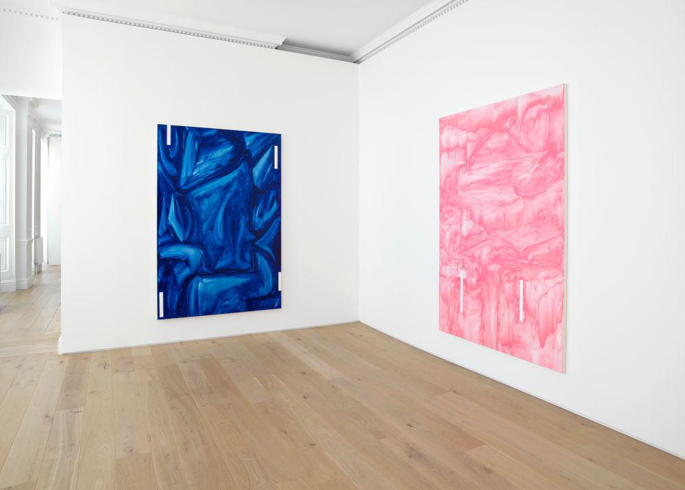 Galerie Max Hetzler London Robert Holyhead 2