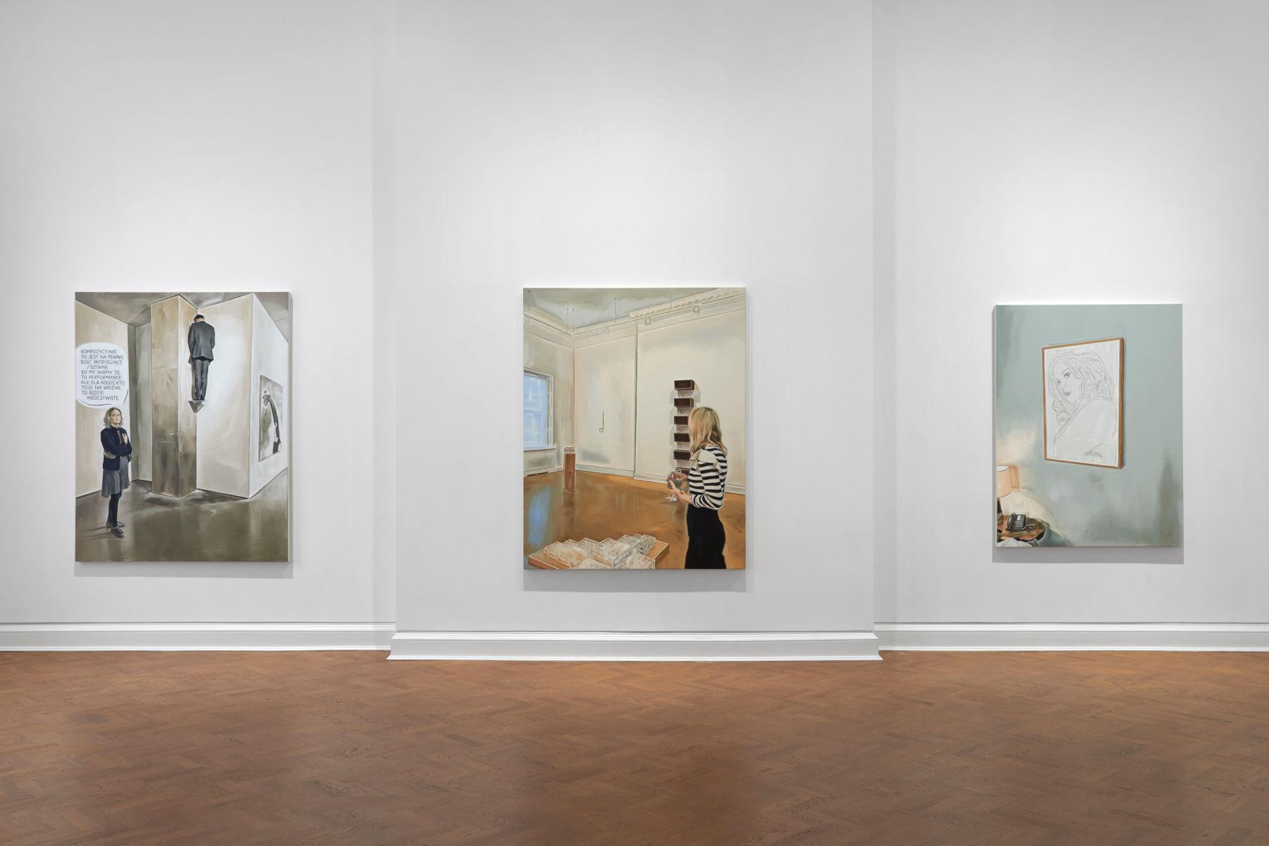 Galerie Thaddaeus Ropac London Marcin Maciejowski 1