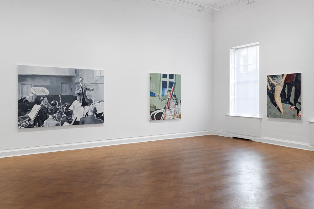Galerie Thaddaeus Ropac London Marcin Maciejowski 3