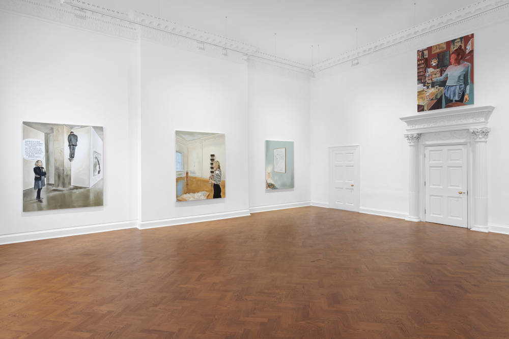 Galerie Thaddaeus Ropac London Marcin Maciejowski 4