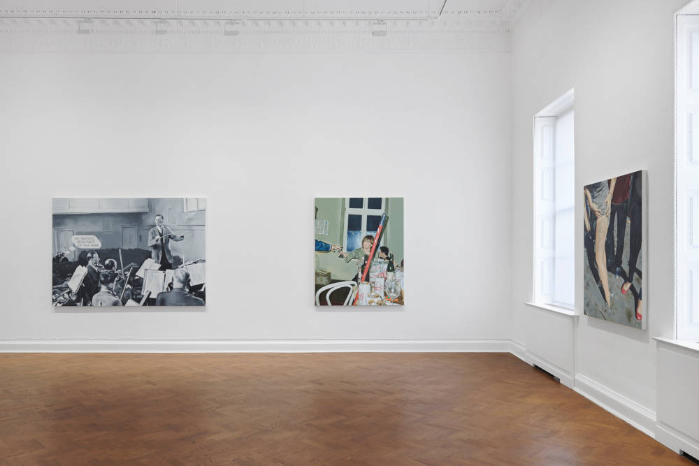 Galerie Thaddaeus Ropac London Marcin Maciejowski 5