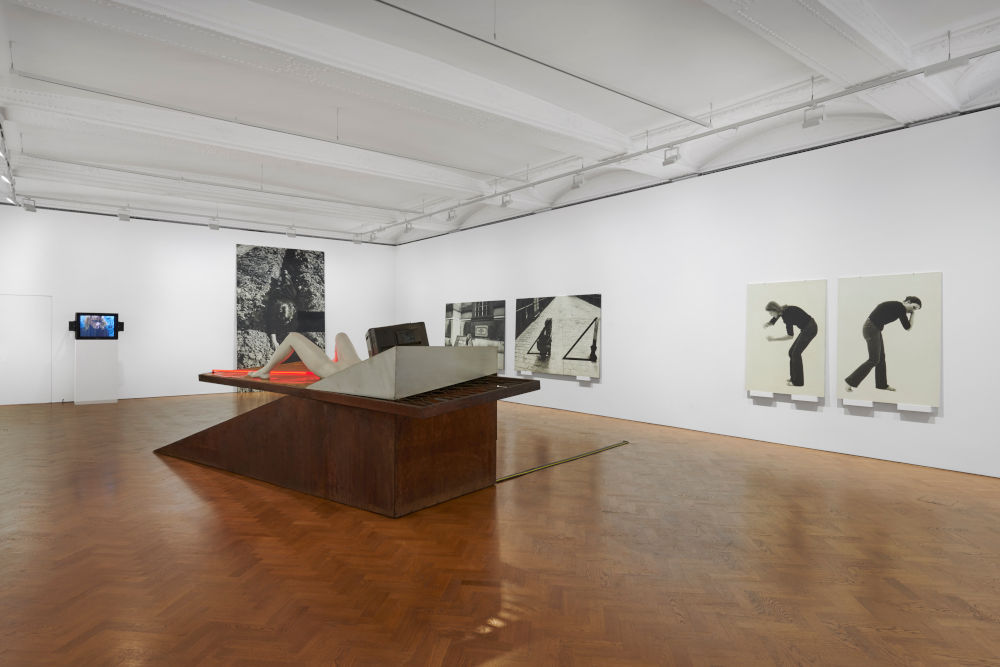 Galerie Thaddaeus Ropac London Valie Export 2