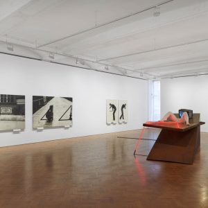 VALIE EXPORT: The 1980 Venice Biennale Works @Galerie Thaddaeus Ropac, London  - GalleriesNow.net
