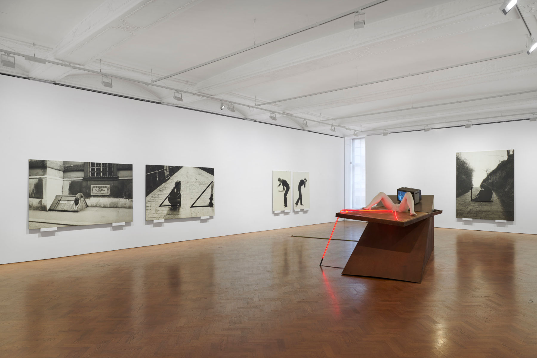 Galerie Thaddaeus Ropac London Valie Export 5i