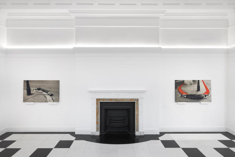 Galerie Thaddaeus Ropac London Valie Export 6