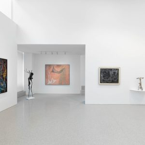 Globalism Pops BACK Into View: The Rise of Abstract Expressionism @Michael Rosenfeld Gallery, New York  - GalleriesNow.net
