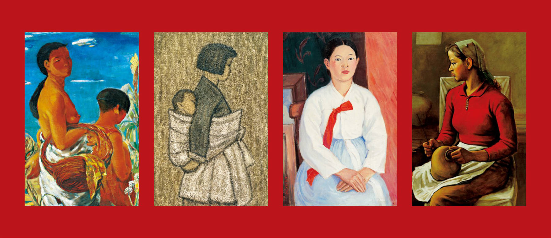 Modern and Contemporary Figure Paintings of Korea