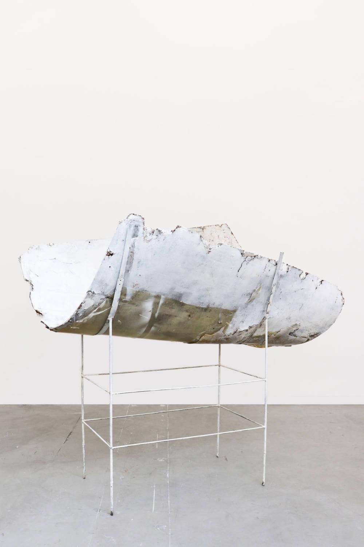 Hypertransformations sculpture / folding sculpture