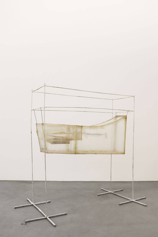 Hypertransformations sculpture / Hanging series